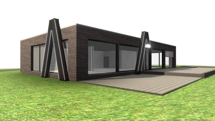 Allplan Architecture 3D Model