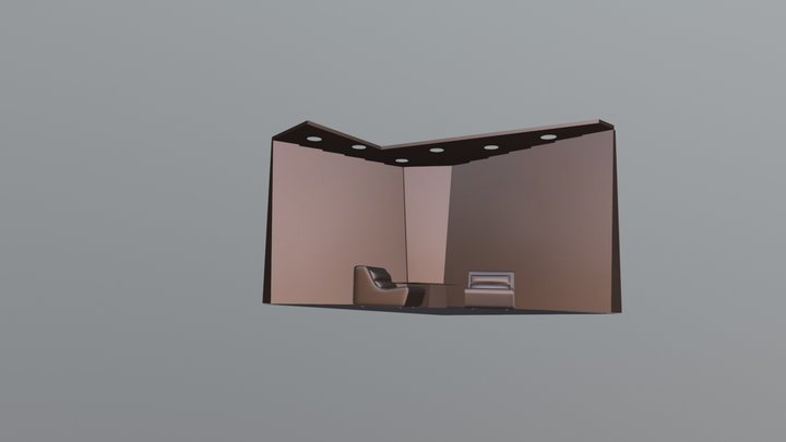 Stand 06 3D Model