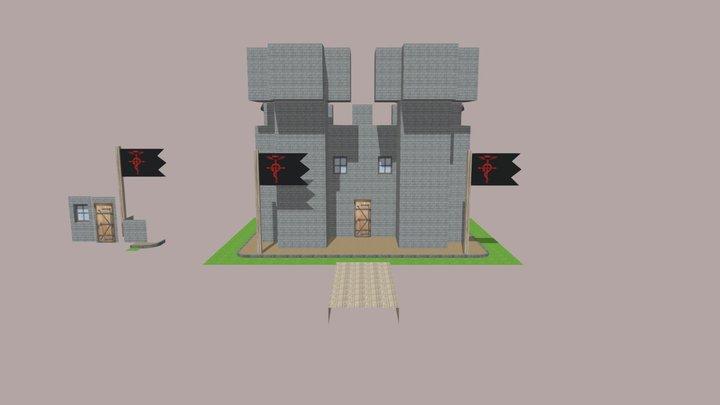 Entorno modular 3D Model