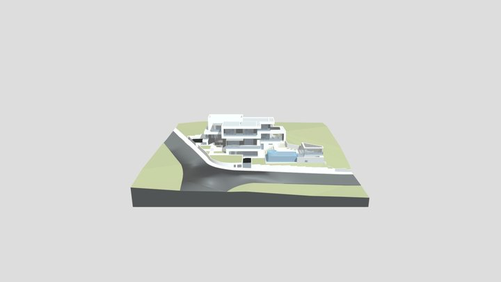 S.Y. House 3D Model