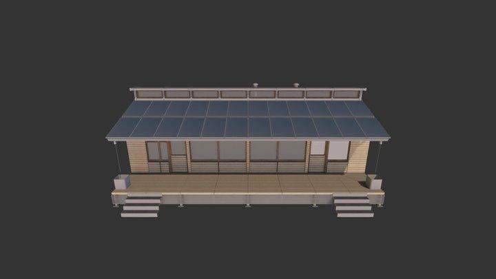 Caheeba ΖΕΒ 3D Model