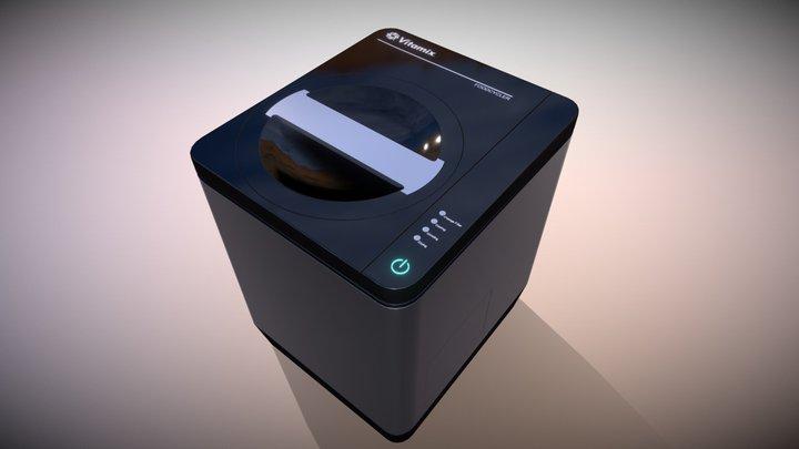 Vitamix Foodcycler FC50 3D Model