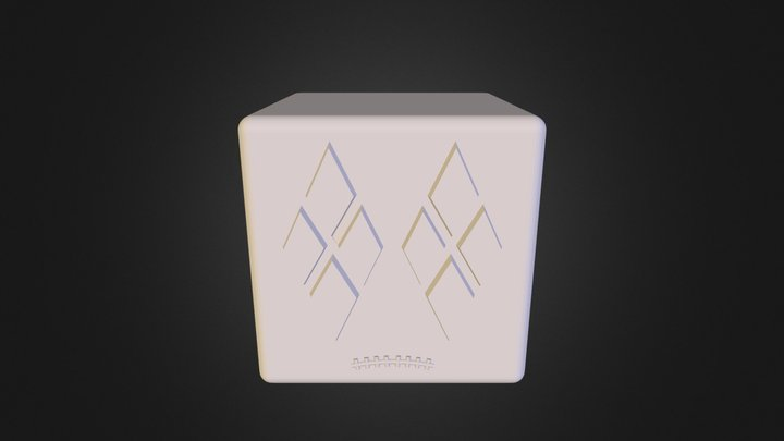 Dead Box  3D Model