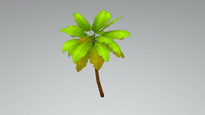 Toon Styre Tree2 3D Model