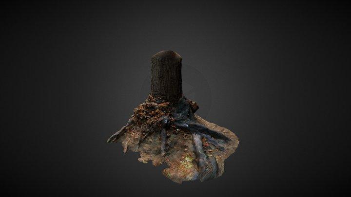 TreePhotoscan 3D Model