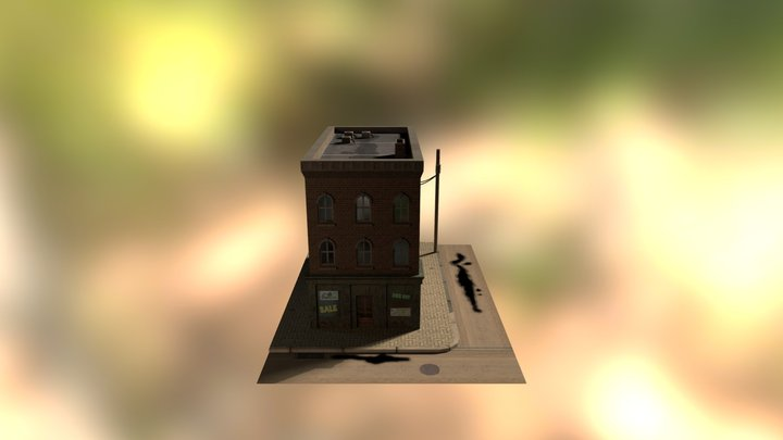 SF Building 3D Model