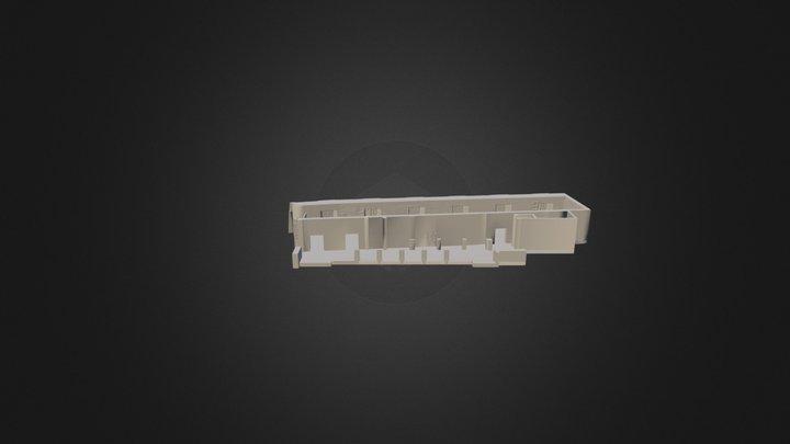 Sala FINAL 3D Model