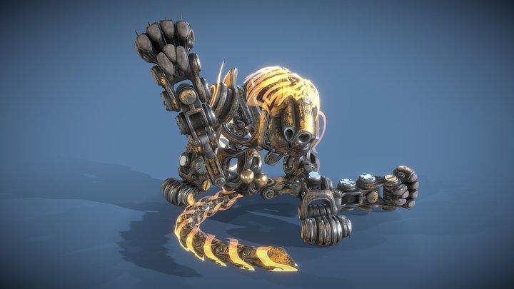 It is polishing time! 3D Model