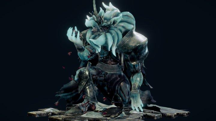 The Beast 3D Model