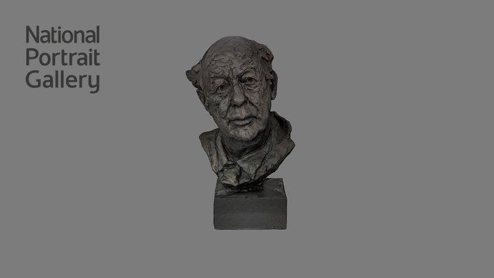 NPG 5778 -  Sir John Betjeman 3D Model