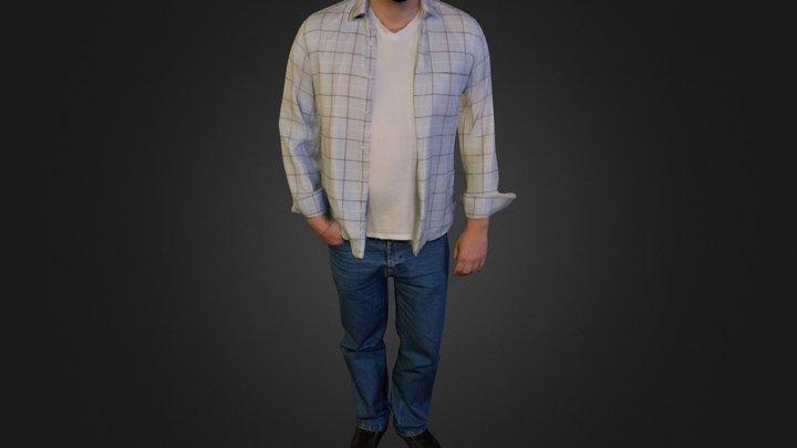 Kjetil_Guldhaug 3D Model