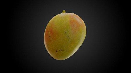 Mango 02 3D Model