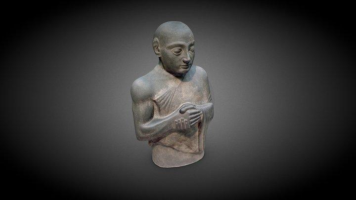 Gudea 3D Model