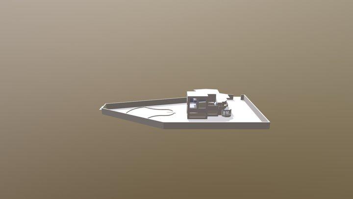 Haus Neu 2 3D Model