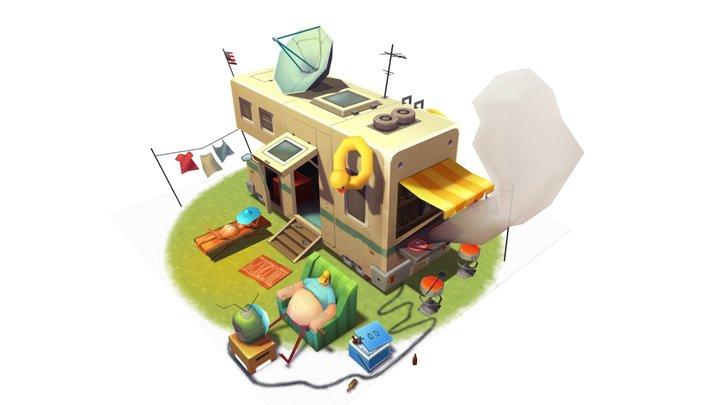 Sweet Home 3D Model