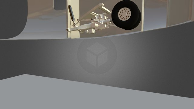 Anim Chassis 3D Model