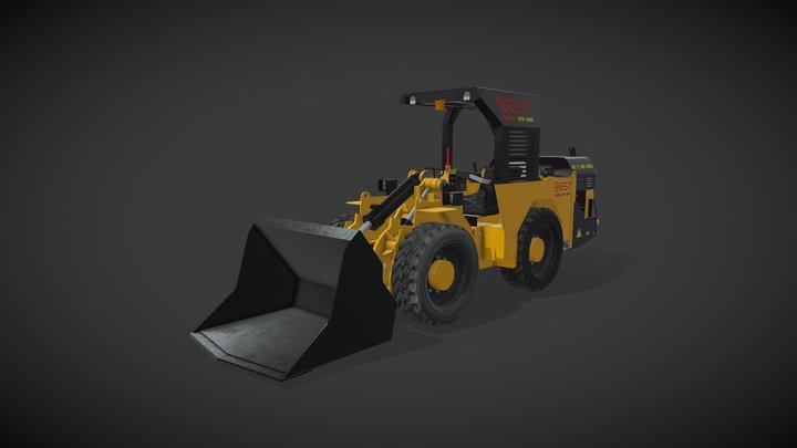 Alpin Loader 3D Model