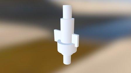 Spigot 3D Model