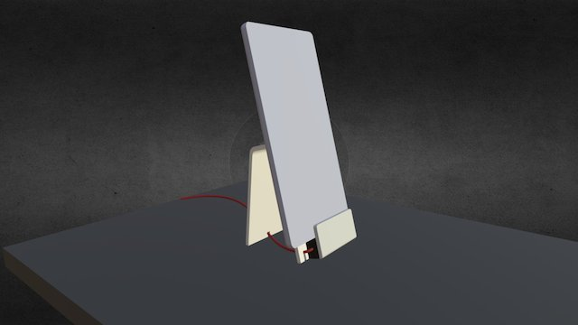 Promo5ans-01-avecTéléphone 3D Model
