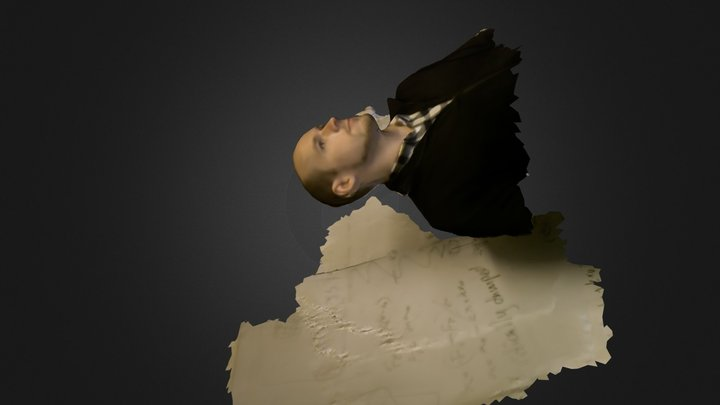 Rasmus face 3D Model