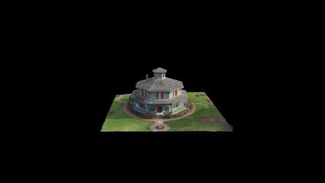 GCVM Building 3D Model