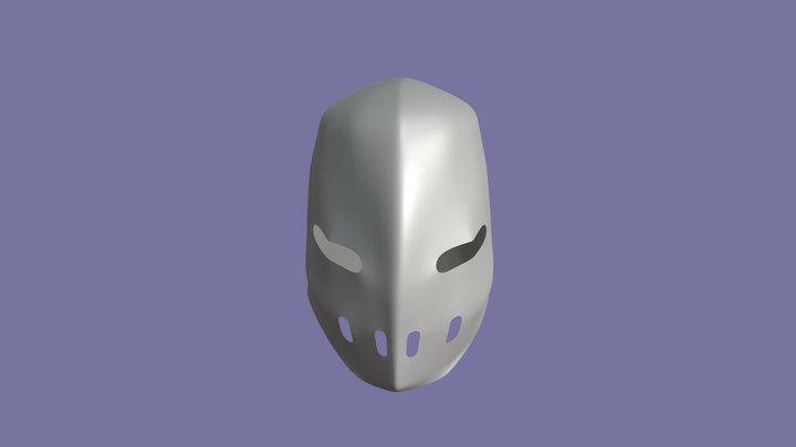 Helmet1 3D Model