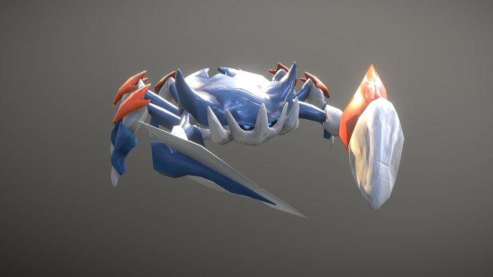 DIAMONST: Bulkrab 3D Model