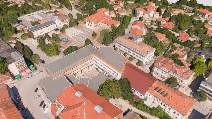 Town of Oryahovo 3D Model