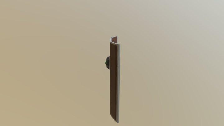 Scutum 3D Model