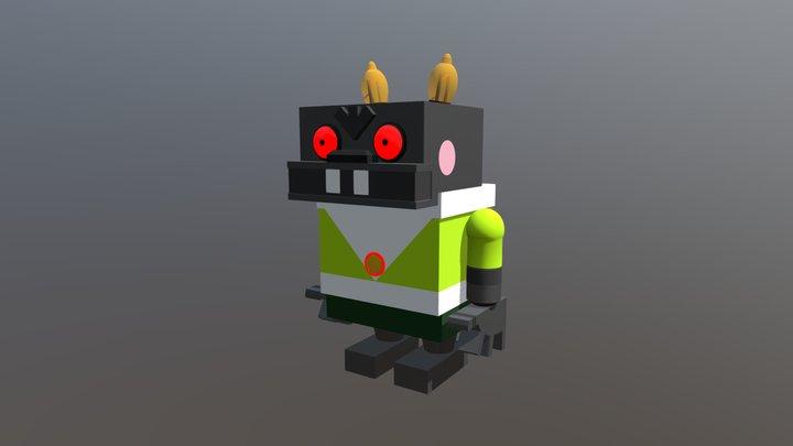 Zayats (Hare) 3D Model