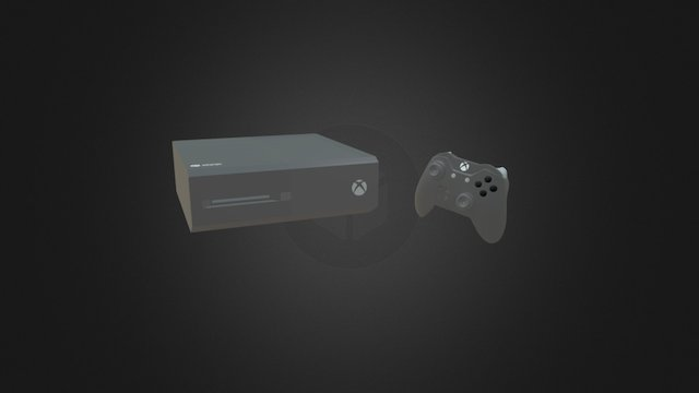 XBOX ONE NEWEST!!! 3D Model