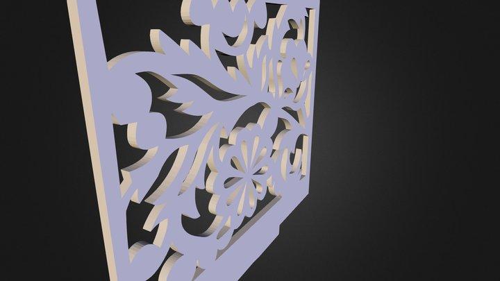 Schkatulka 3D Model