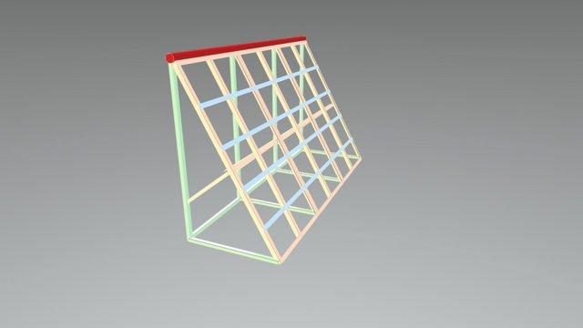 wallrideDetroitmtn 3D Model
