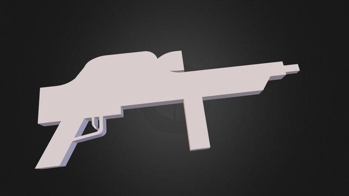 Laser LR Full.dae 3D Model