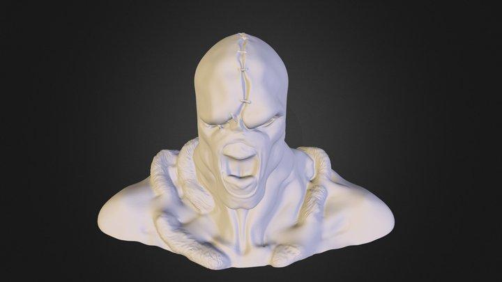 Nemesis (Zbrush) 3D Model