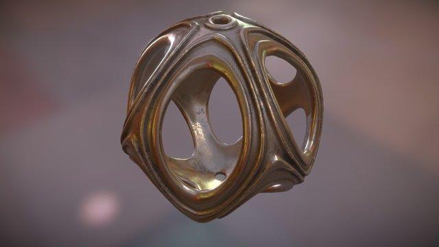 Iso Sphere 3 3D Model