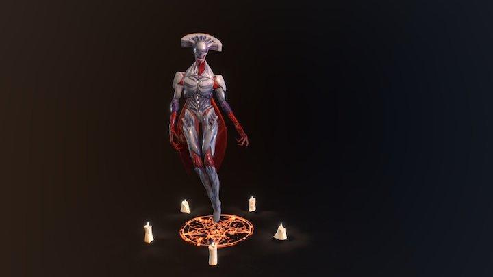 Summoner (DOOM) 3D Model