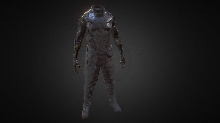 Test_suite 3D Model