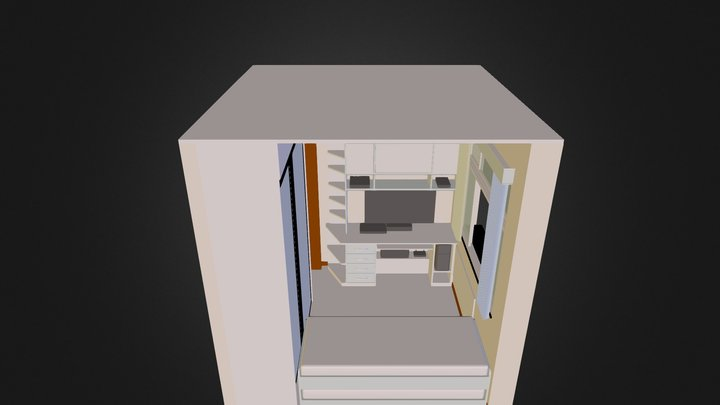 quarto2 3D Model