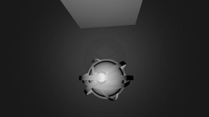 Astrolabe9 3D Model