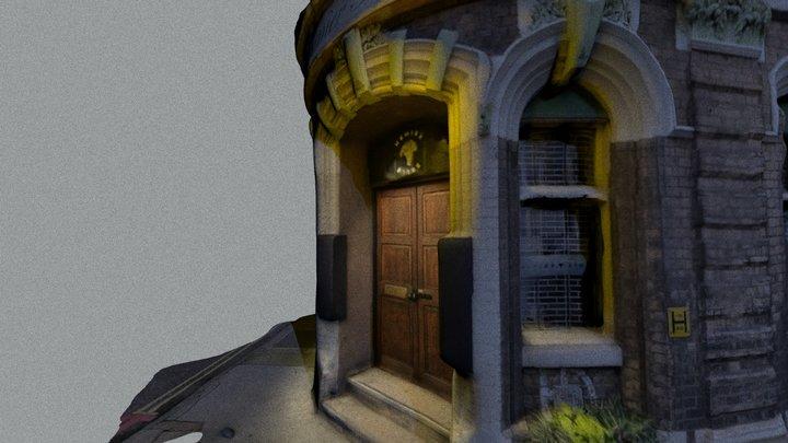 Menier Gallery 3D Model