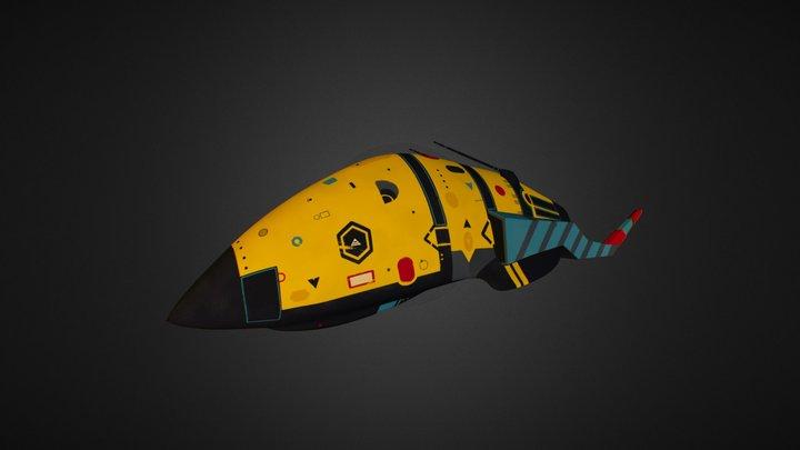 Avery Hornet 3D Model