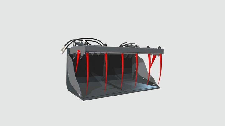 SK KROSON 1500 BEZ LOGO 3D Model