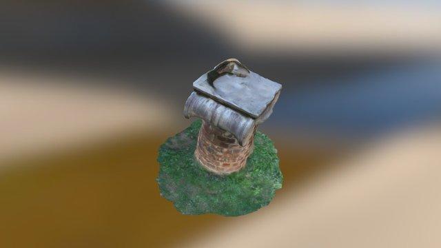 Pavillion III Garden Capitol - iPhone Images 3D Model