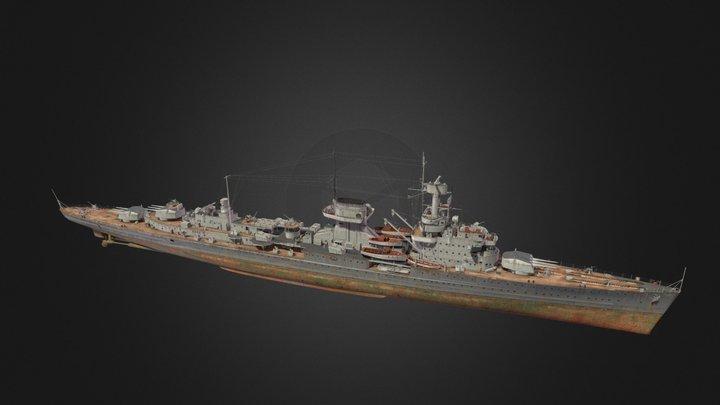 Nurnberg 3D Model