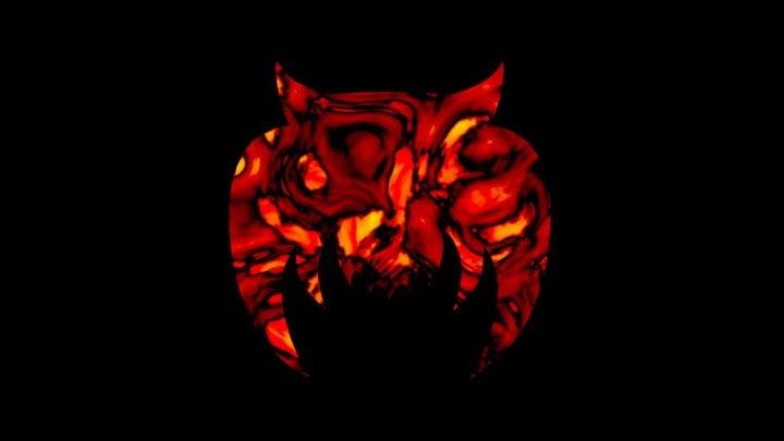 Devils Head 3D Model