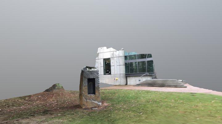 Untitled (Near WWU Chem Building) 3D Model