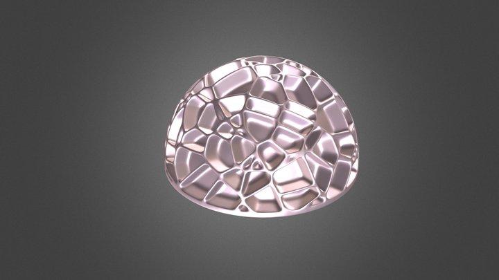 Morille 3D Model