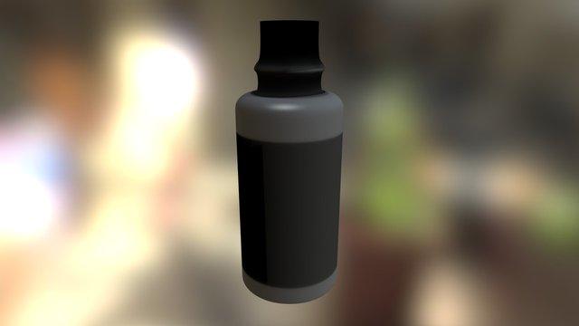 PuffinEJuice Bottles 3D Model