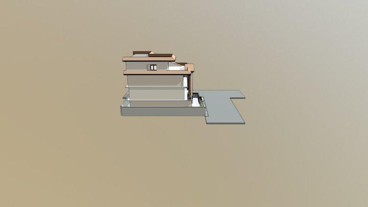 Praneeth 3D Model
